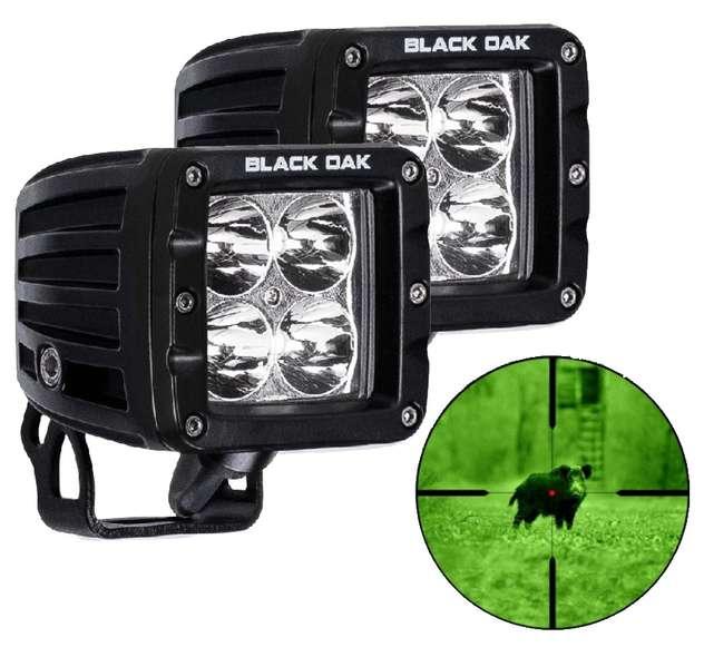 blackoak led