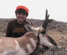 Discounted Guided Buck Antelope Hunt in Wyoming
