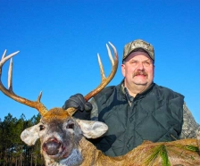 Trophy Whitetail Hunts in Tuskegee