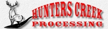 business logo Hunters Creek Processing