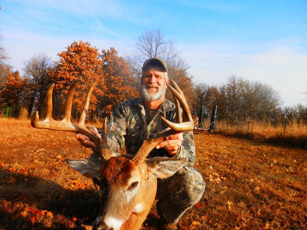 7600 acre lease in Elk county Kansas for up to 8 bow hunters featured image