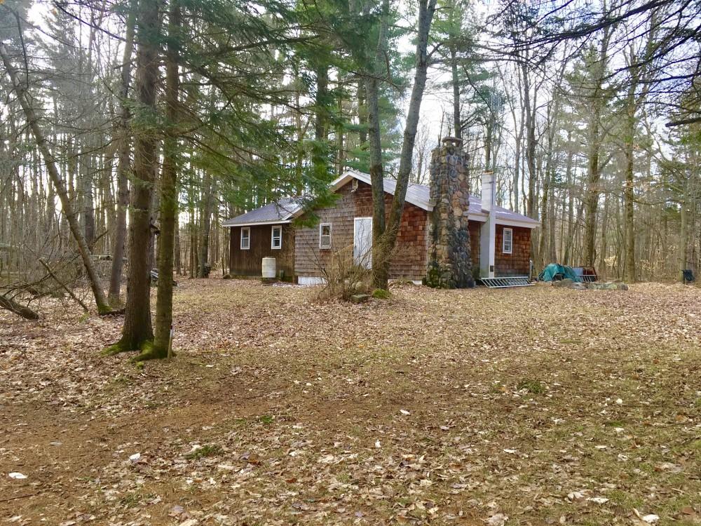 102 acre Adirondack Cabin Hopkinton NY featured image