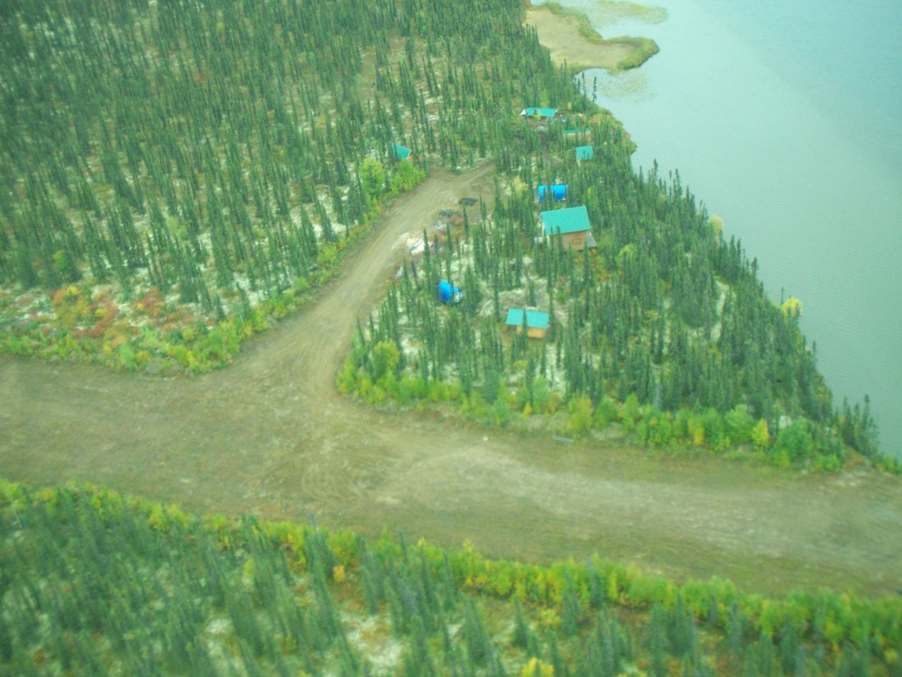Remote lake front - 86 Acres in Western Alaska featured image