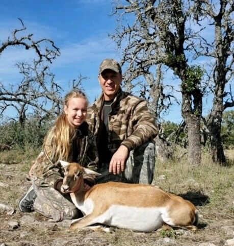 DISCOUNTED Meat HUNT up to 2 BLACK BUCK Doe's in TEXAS Hill Country - $850.00 featured image