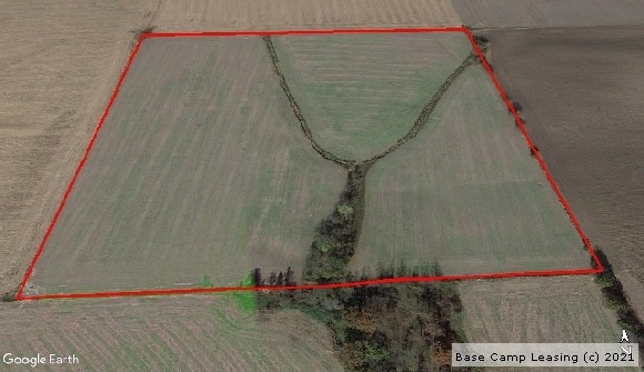 Deer lease 40 acres available in Crawford County Illinois featured image