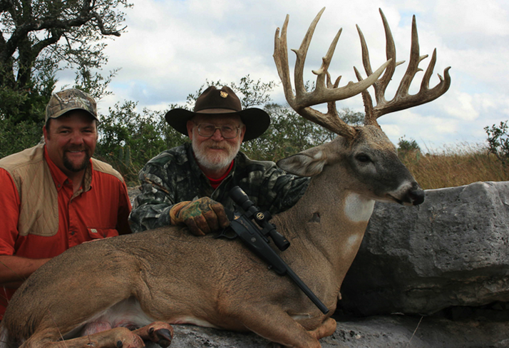 South Texas Trophy Whitetails - Only 8 Spots Remaining featured image